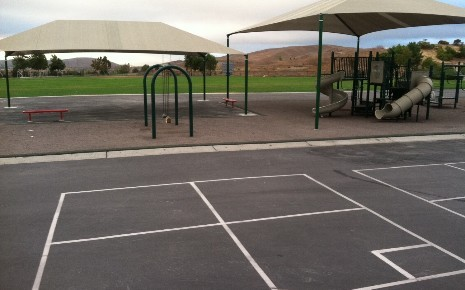 Coyote Creek Shade Structure - completed September 2013